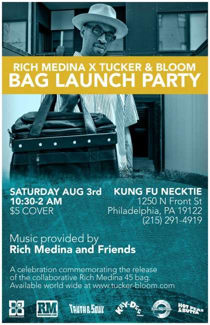 Rich Medina 45 Party