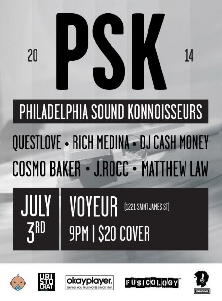 PSK Philly 2015