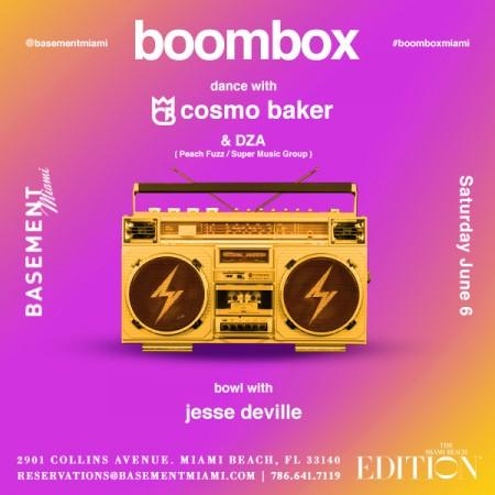 Boombox Miami June 2015