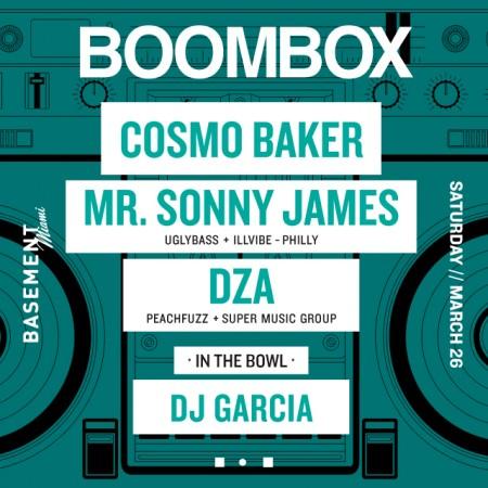 Boombox Miami March 2016