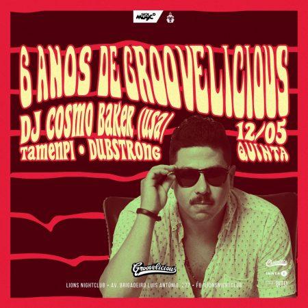 Groovelicious Sao Paulo Mat 2016