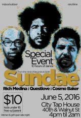 Sundae June 5 2016 Philly
