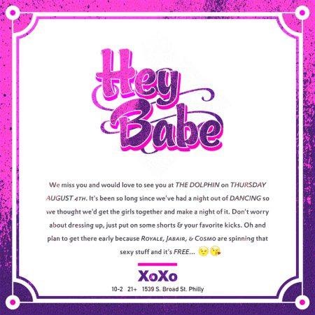 Hey Babe 2