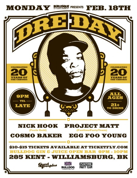 Dre Day 2013