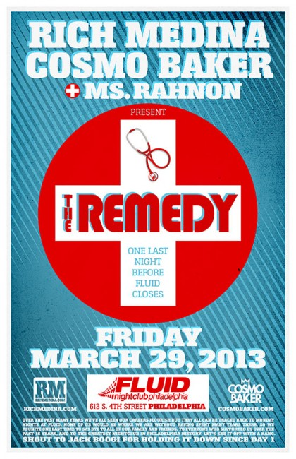 The Remedy Philly March 2013