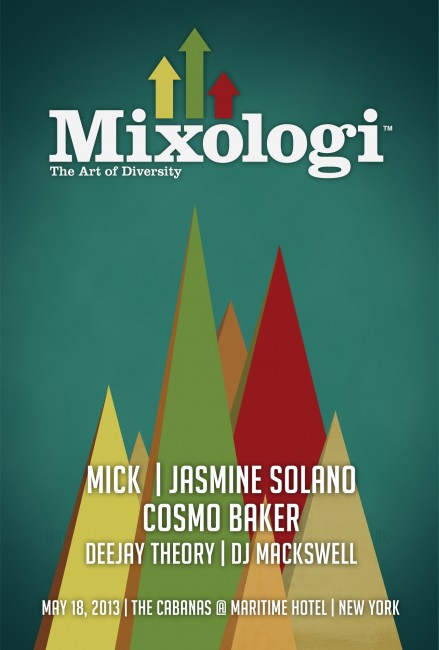 Mixologi New York May 2013
