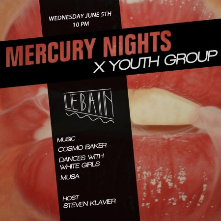 Youth Group Le Bain NYC