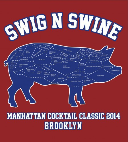 Swig And Swing Manhattan Cocktail Classic