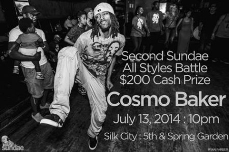 Second Sundae Silk City Philadelphia July 2014