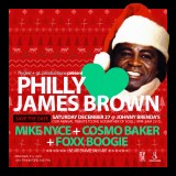 Philly Loves James Brown December 2014