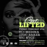 Get Lifted Philly February 2015