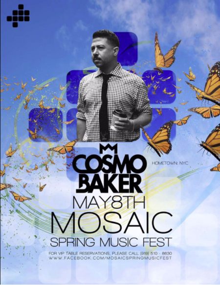 Mosaic Spring Music Festival North Carolina May 2015