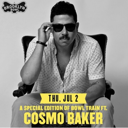 Bowl Train Brooklyn Bowl July 2015