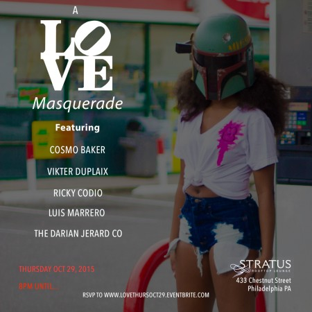 Love Masquerade Philly October 2015