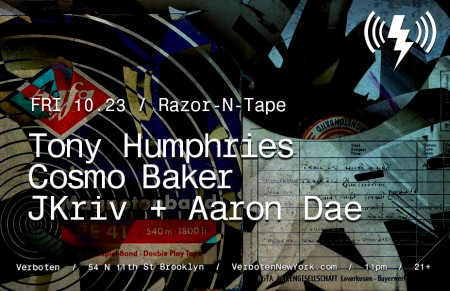 RazorNTape Brooklyn October 2015