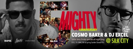 Mighty Silk City November 2015