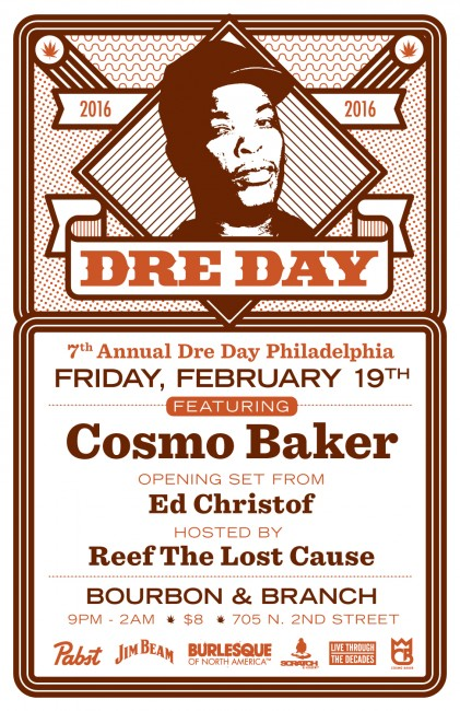 Dre Day Philly February 2016